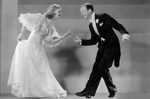 รีวิวเรื่อง TOP HAT (1935)