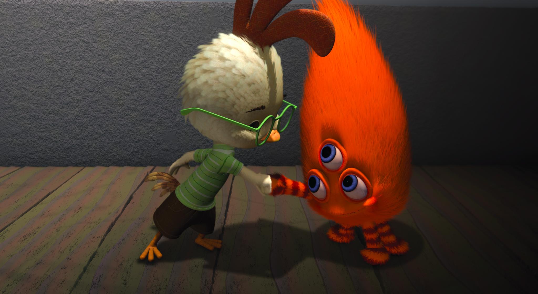 Chicken Little (2005)